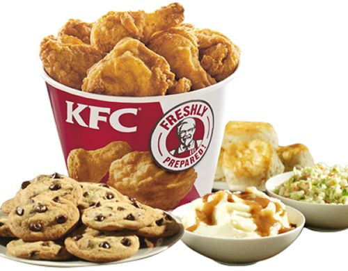 KFC's Festive Feast Returns Just in Time for the Holidays