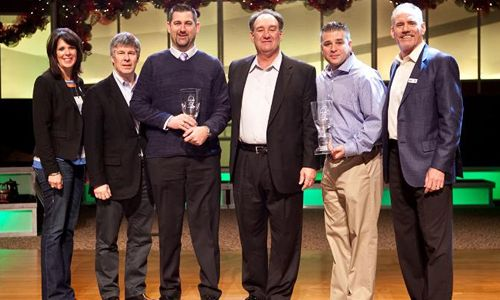 Brinker International Awards 5-Star Restaurant Operators with Highest Company Recognition