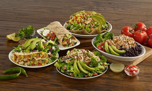 El Pollo Loco Rings In The New Year By Introducing Five New Meals Under 500 Calories
