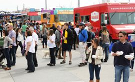 Food trucks: Good route to opening a restaurant?