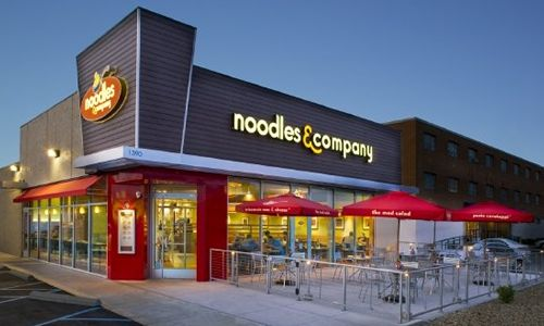 Noodles & Company Prices Offering at $39.50 Per Share