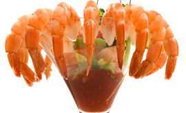Why restaurants are scrimping on shrimp