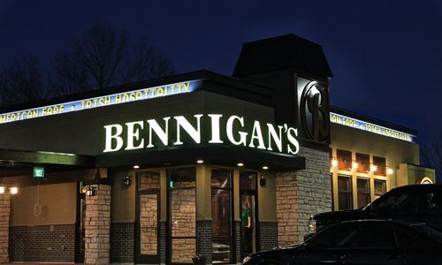 Bennigan's Legendary Comeback Continues; Chain Plans to Double in Size Worldwide