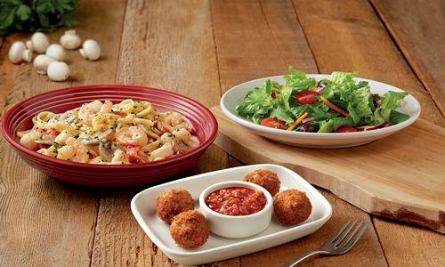 Celebrate the Fresh Flavors of Italy With Festa di Carrabba at Carrabba's Italian Grill