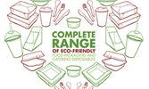 New eco packaging partnership helps America's food service go completely compostable