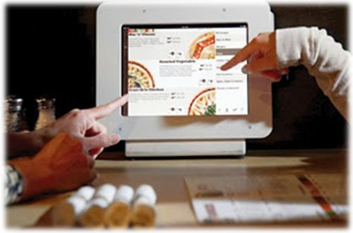 Table-Top Tablets – A Boon for Restaurants and Diners with Food Allergies