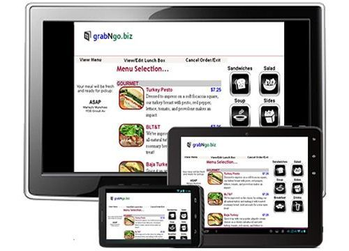 GrabNgo Restaurant Take-Out Software App to Launch March 1