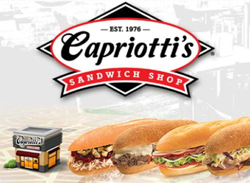 Capriotti's to Debut in Northern California