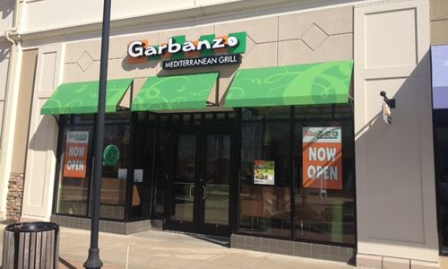 Garbanzo Mediterranean Grill Continues East Coast Expansion with South Windsor Opening