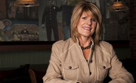Q&A with Diana Hovey, CMO, Corner Bakery Cafe