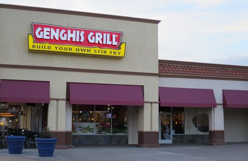 Genghis Grill Invades California with First Restaurant