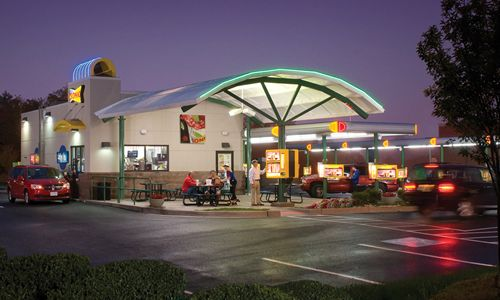 SONIC Drive-In, One of America's Largest Restaurant Brands, Aims to Open One Thousand Restaurants Over the Next 10 Years