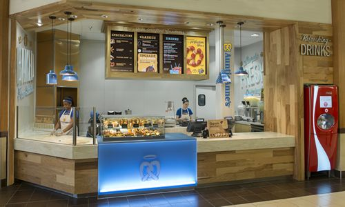Auntie Anne's Releases First Store Redesign in Company History