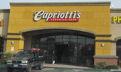 Capriotti's Sandwich Shop Celebrates 24th Las Vegas Location