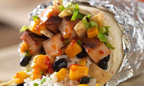 Qdoba Mexican Grill Turns Up the Sweet Heat with Mango Mojo