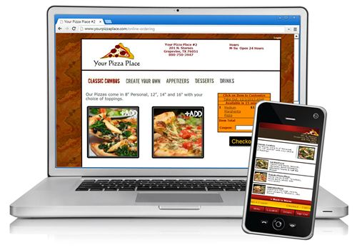 Granbury Online Ordering Release Improves Payment and Coupon Options