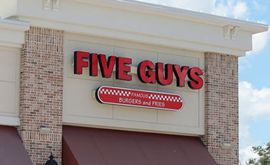 Restaurant News Bites: Five Guys, Giada, Wendy's Girl, Gramercy Tavern and more