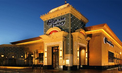 Cheesecake Factory is Consumers' Favorite Casual-Dining Restaurant, Market Force Study Finds
