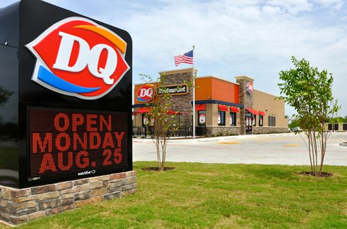 Dairy Queen Comes to Roanoke on August 25