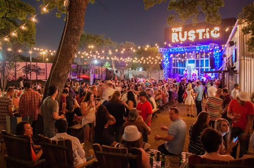 Laissez les bons temps rouler at The Rustic this Fat Tuesday