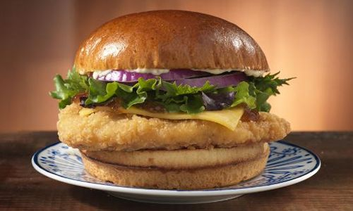 "Wendy's Offers Consumers ""The Gouda Life"" with the New Smoked Gouda Chicken on Brioche"