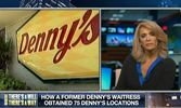 Denny's Waitress Now Owns 75 Denny's Restaurants