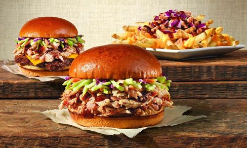 BBQ Lovers, Rejoice! Wendy's Takes Inspiration from Local Barbecue Spots with BBQ Pulled Pork Debut