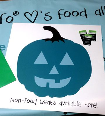 Halloween Less Frightful for Kids with Food Allergies