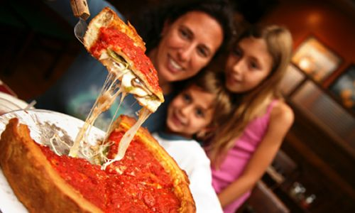 Restaurant Chain Growth Report 10/21/14