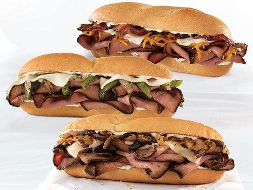 Arby's Launches USDA Choice Steak Sandwich Platform