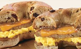 Manhattan Bagel Spices Up Menu with Cinnamon
