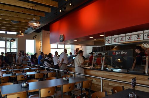Pie Five Gives Clarksville a Pizza the Pie