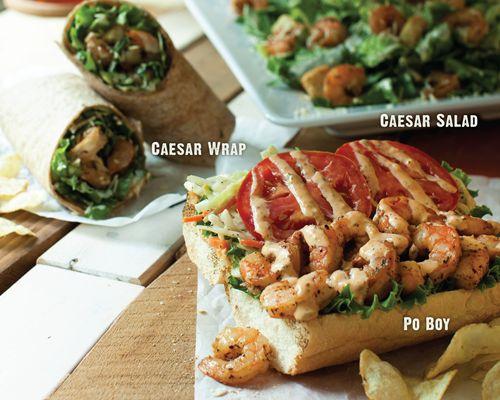 Cajun Shrimp Is Back at McAlister's Deli