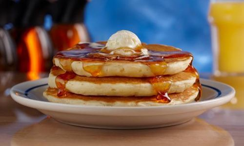 """IHOP Restaurants Celebrate a """"Decade of Giving"""" With Free Pancakes on National Pancake Day, Tuesday, March 3"""