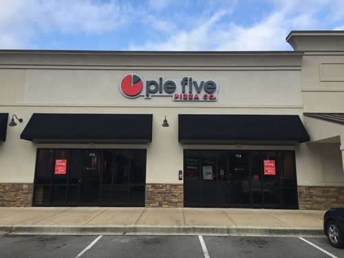 Pie Five Pizza Arrives (Finally!) in Alabama this Friday