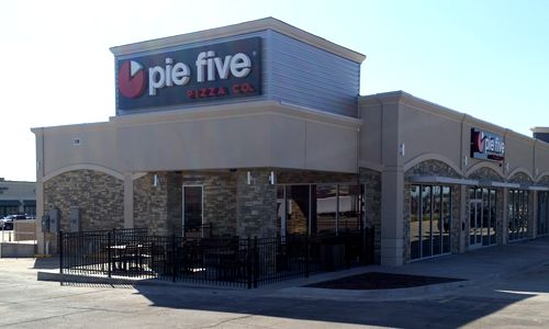 Bajema, Fields To Open Oklahoma's First Pie Five Pizza this Friday