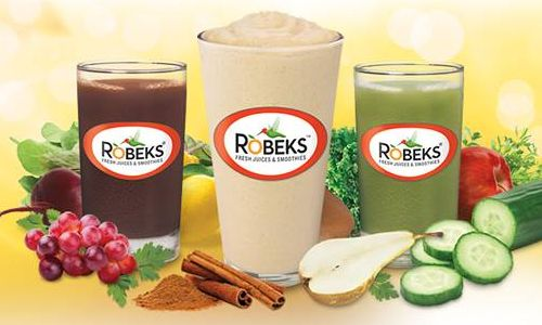 Rodger Menezes Launches Robeks Fresh Juices and Smoothies Franchise in Jacksonville, Florida