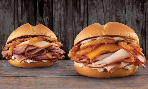 Real Wood. Real Fire. Real Smoke — Arby's Expands Smokehouse Platform With 8-Hour Pit-Smoked Turkey