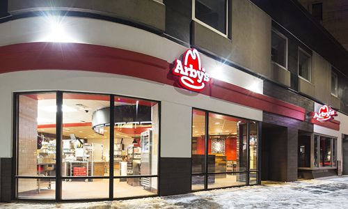 Arby's Leads QSR Industry with 8.1% U.S. System Sales Growth in 2015
