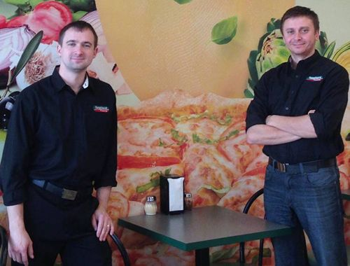 Two Sarpino's Pizzeria Franchisees Plan to Open 40 Locations in the Midwest