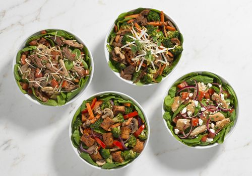 Noodles & Company Adds Muscle to Its Menu With New BUFF Bowls