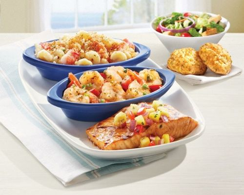 Red Lobster Offers Create Your Own Seafood Trio Event