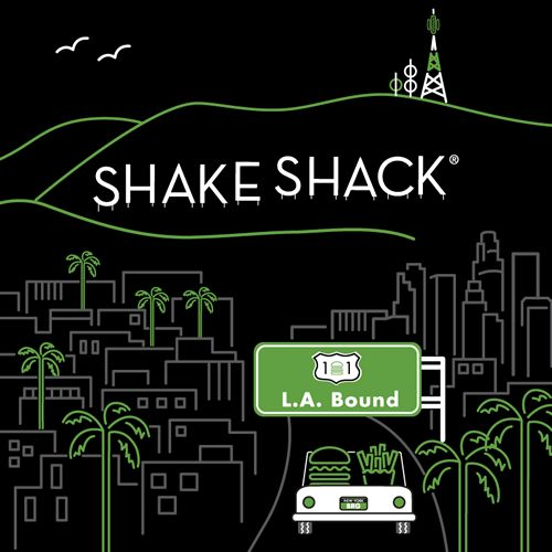 Shake Shack to Open First Location in Los Angeles in 2016