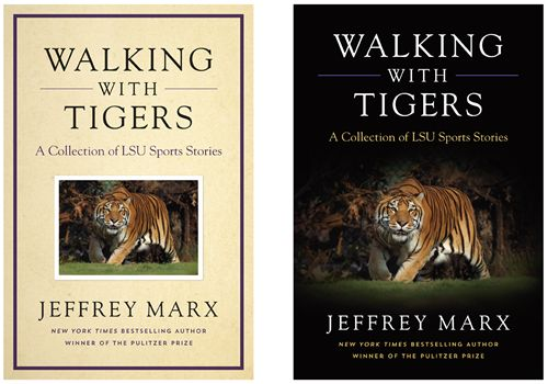 Walk-On's Sponsors Jeffrey Marx's 'Walking with Tigers' Book Tour