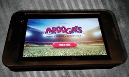 Buzztime and Arooga's Expand Long-time Partnership to Include Self-Service Dining  Via BEOND Tablets in 10 Central Pennsylvania Locations
