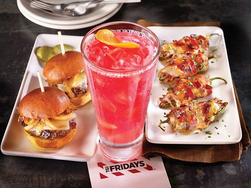 TGI Fridays Throws Away Happy Hour Restrictions