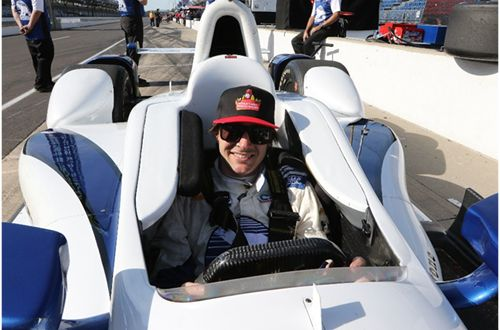 Wienerschnitzel Sponsors Driver Competing in the Indianapolis 500