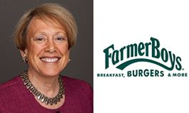 Farmer Boys Promotes Karen Eadon to President and Chief Operating Officer