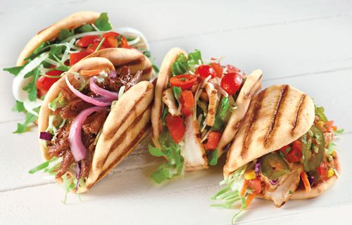 "Move Over Traditional Flatbreads: Corner Bakery Cafe Introduces ""UNFlat"" Grilled Flats"
