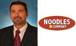 Noodles & Company Names Mark A. Mears as Executive Vice President and Chief Marketing Officer
